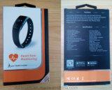 bracelete esperto de 2016newest Bluetooth com o monitor da frequência cardíaca (ID107)
