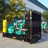 競争価格の680kVA予備発電のCumminsの発電機