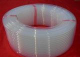 Manguito amarillo claro del poliuretano, tubo del poliuretano