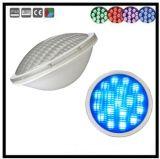 잘 고정된 무선 LED PAR56 수영풀 빛