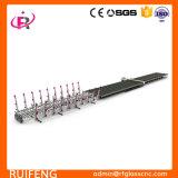Máquina de estaca de vidro do CNC 3D (RF3826CNC)