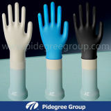 Beauty Salon/SPA/Barbershop PVC Gloves로 작동 Gloves