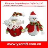 De Hoogste Verkoop van de Vertoning van Kerstmis van de Decoratie van Kerstmis (zy15y053-1-2)