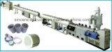 Tubulação muda Multilayer da drenagem dos PP que faz a máquina, linha da co-extrusão