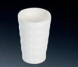 Чашка меламина цветка с подгонянным логосом с материалом A5