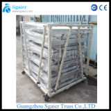 Stufe Barrier mit Trolly Barrier Aluminum Road Barricade Road Safety Barrier