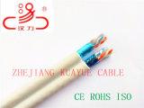 4 Paare Kabel-/Computer-Kabel-Daten-Kabel-Kommunikations-Kabel-Verbinder-Audios-Kabel ftp-CAT6