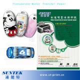 Papel de transferência transparente do negócio da água do Inkjet A4