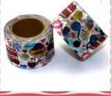 Washiの装飾的な紙テープ習慣は受諾可能なデザインを印刷した