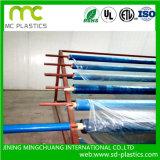 Двойная пленка PVC парника сарая пластмассы