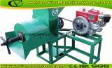 Presse d'huile de palmier avec le moteur diesel