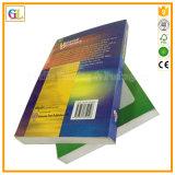 Papiereinbandes Buchbinden-verbindliches Buch-Drucken