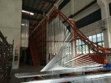 Profilo di alluminio dell'espulsione dell'isolamento termico per la finestra nel prezzo basso