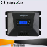Новый регулятор 30A обязанности индикации 12V 24V MPPT Fangpusun MPPT100/30d LCD конструкции солнечный