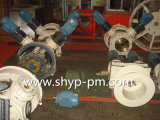 Couplage d'hystérésis du tambour de câble pour l'encavateur hydraulique électrique