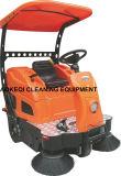 Elektrische mittlerer Größemitfahrer-Straßen-Kehrmaschine-Maschine