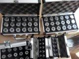 Cutoutil Er25 15PCS  0.015mm 정밀도  콜릿에 의하여 놓이는 ce_e 콜릿 Set
