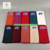 Тюрбан 28 Moslem шарфа женщин груши равнины полости способа цветов шифоновый