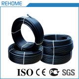 rodillo del tubo del HDPE del abastecimiento de agua de 32m m Pn10 ISO4427