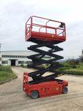 Lift Van uitstekende kwaliteit van de Schaar van Ce de Elektrische Hydraulische Gemotoriseerde Lucht Werkende