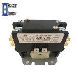 Contator da C.A. do agregado familiar da Quente-Venda para o condicionamento de ar com 1.5 Pólos 24V 40AMPS