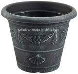 Crisol de flor plástico clásico de los PP (KD3102SN-KD3105SN)