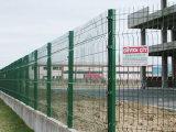 Y-Pfosten geschweißte Maschendraht-Sicherheits-Gefängnis-Flughafen-Zaun-Filetarbeit