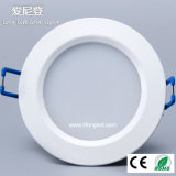 Recorte al por mayor 55m m 3W SMD LED Downlight de China