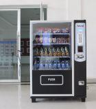 La fábrica de Kimma suministró directo la pequeña máquina expendedora de 8 columnas para la venta