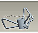Récipient de mélange, réservoir de mélange, réacteur de mélange, bouilloire de mélange/bac