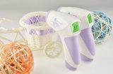 Termômetro infravermelho da testa de Digitas, temperatura ambiente da medida e objeto (frasco de bebê). O FDA aprovou, apropriado para o bebê, as crianças e os adultos