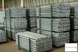 Mejor andamio de acero de Cuplock del precio Q235 para la construcción