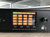Versterker van de Macht DSP van Sanway de Digitale Audio met het Scherm van de Aanraking