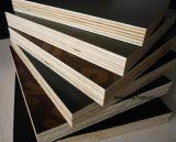 El grado 18m m Formply del AAA Shuttering la película de Brown hizo frente a la madera contrachapada