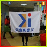 Drapeau s'arrêtant de tissu de production d'image de Changhaï Tongjie