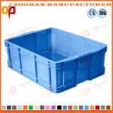 Frascos empilháveis Cofre de armazenamento de plástico Cobertura de transporte de vegetais (Zhtb15)