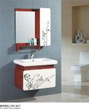 Hölzerne Badezimmer-Eitelkeit mit weich schließen (YQ-041)