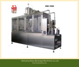 Uht Milk Semi-Automatic Box Filling Sealing Machine