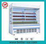 Handelssupermarkt-Kühlraum-Bildschirmanzeige (GHF-9))