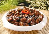 Venda quente cogumelo de Shiitake desidratado com flor branca