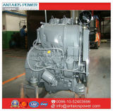 El aire refrescó cuatro el motor diesel F2l912 del movimiento 20HP para la generación