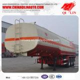 De la dimension hors-tout 11300mm*2500mm*3900mm de pétrolier remorque semi à vendre