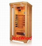 Sauna de maison de pièce de sauna de l'infrarouge 2016 lointain pour 4 personnes (SEK-C4)