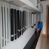 Kurbelgehäuse-Belüftung beschichtete Squarelock/Sicherheitskreis-flexibles Stahlrohr