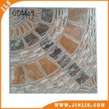 Azulejo de suelo de cerámica rústico del guijarro del grado del AAA del material de construcción