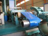 Het Dakwerk van het metaal door PPGI de Rollen die van het Staal wordt gebruikt