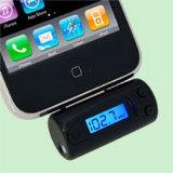 Émetteur sans fil de FM pour iPhone/iPod