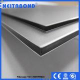 Pubblicità del comitato composito di alluminio della scheda 3mm con PE e PVDF