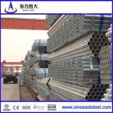 BS1387 Vor-Galvanisiertes Stahlrohr
