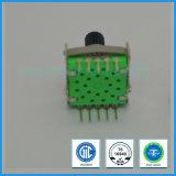 Meilleur prix pour l'interrupteur rotatif de 17 mm pour amplificateur
